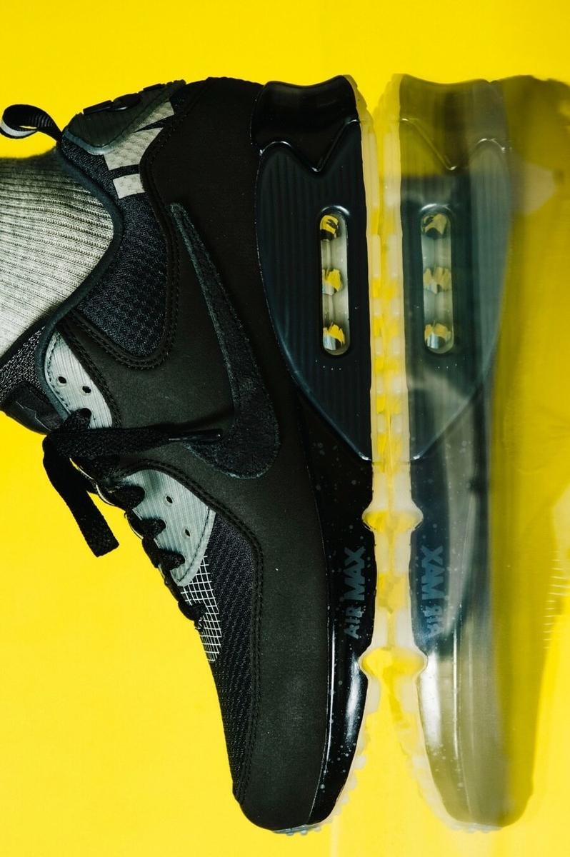 NIKE AIR MAX 90 UNDEFEATED BLACK ナイキ エアマックス 90 アンディフィーテッド ブラック CQ2289-002