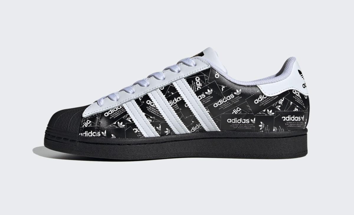 ADIDAS ORIGINALS SUPERSTAR CORE BLACK/FOOTWEAR WHITE アディダスオリジナルス スーパースター ブラック FV2820