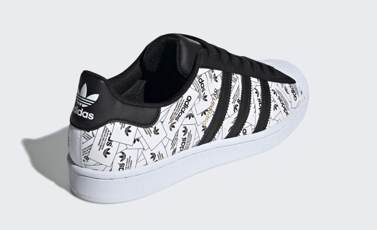 ADIDAS ORIGINALS SUPERSTAR FOOTWEAR WHITE/CORE BLACK アディダスオリジナルス スーパースター ホワイト FV2819