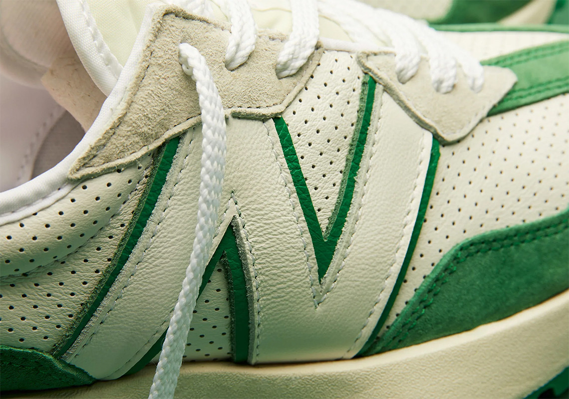 NEW BALANCE 327 CASABLANCA TENNIS CLUB GREEN ニューバランス 327 カサブランカ テニス クラブ グリーン