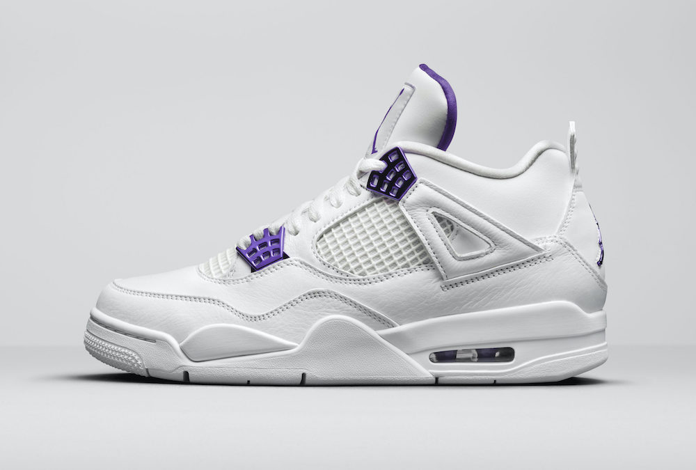 AIR JORDAN 4 PURPLE METALLIC CT8527-115