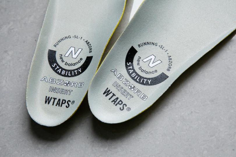 NEW BALANCE M992 WTAPS® ニューバランス M992 ダブルタップス M992WT