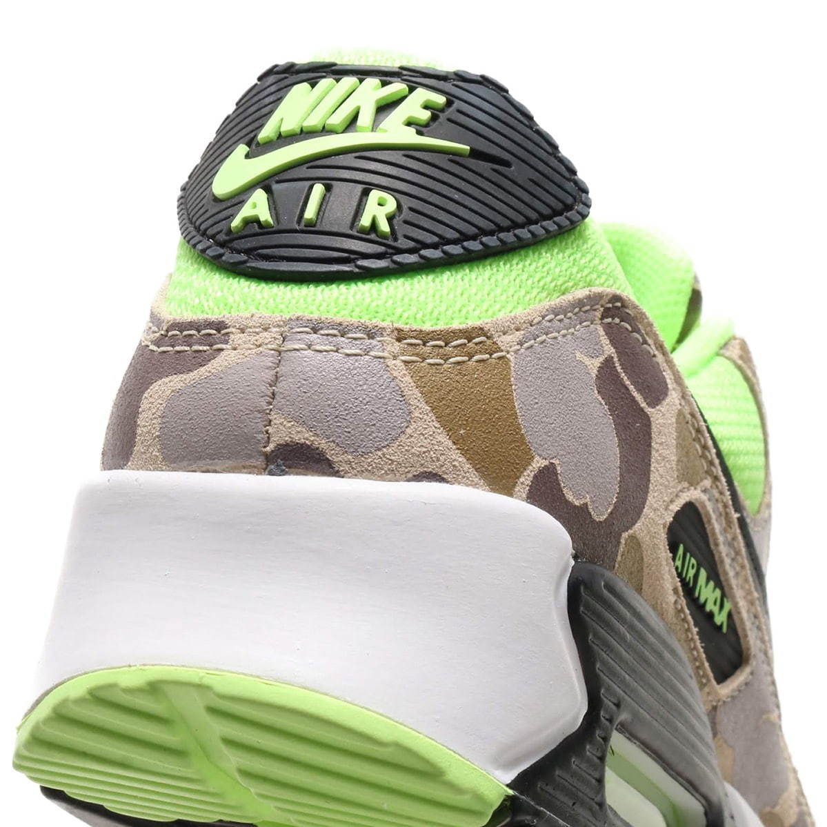 NIKE AIR MAX 90 GREEN CAMO ナイキ エアマックス90 グリーンカモ CW4039-300