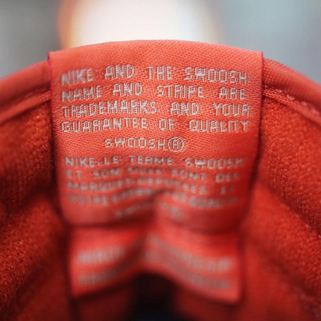 NIKE DUNK LOW CHAMP COLORS UNIVERSITY ORANGE/MARINE  ナイキ ダンク ロー チャンプカラーズ ユニバーシティオレンジ/マリン CU1727-800