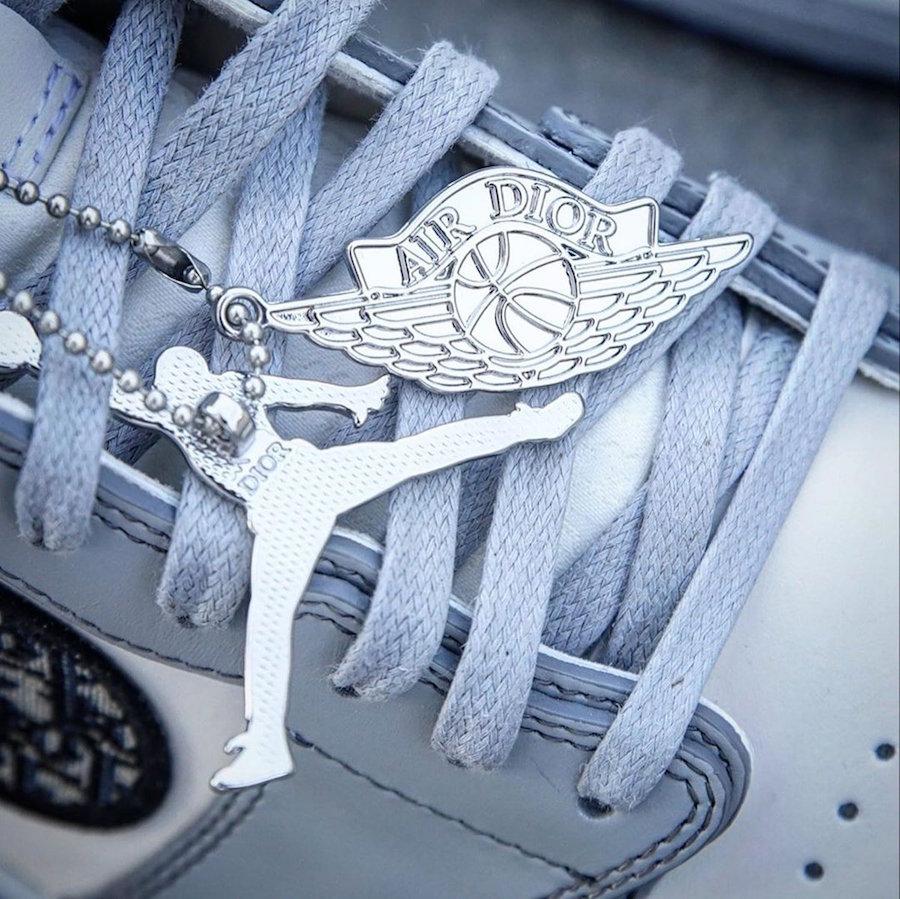 DIOR × NIKE AIR JORDAN 1 OG(AIR DIOR 1) HIGH デイオール × ナイキ エアジョーダン1 ハイ CN8607-002