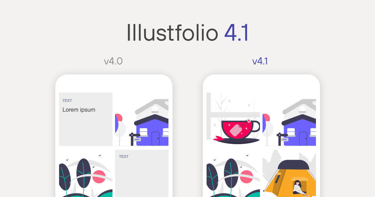 新Tumblrは画像投稿が廃止?  対応済の「Illustfolio 4」で新仕様に備えよう