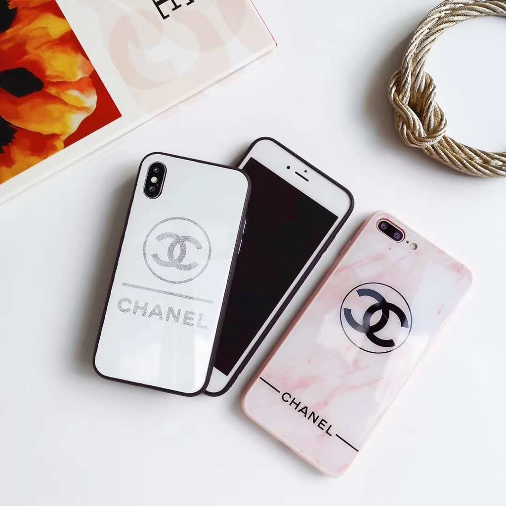 2020 Chanel Coque Cuir iPhone 12/XS/XR/XS MAX/X - Airpods 3 Pro ...