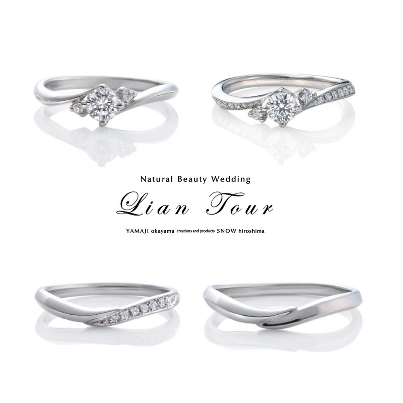 [スノウ広島本通店][ジュエリー][ジューンブライド][結婚指輪][婚約指輪][マリッジリング][エンゲージリング]