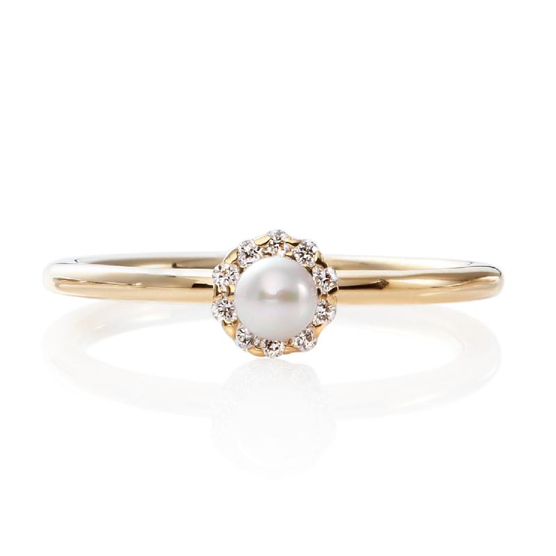[スノージュエリー][本通り][スノウ広島本通店][ジュエリー][結婚指輪][婚約指輪][パール][真珠][誕生石][広島]