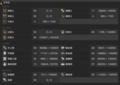 [FFXIV ARR][FFXIV_status]PC3/Exodus(NA/EU) 2014/08/01時点[v2.3]