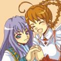 アリカ&マシロ@舞-乙HiME