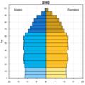 人口ピラミッド_米国_2050