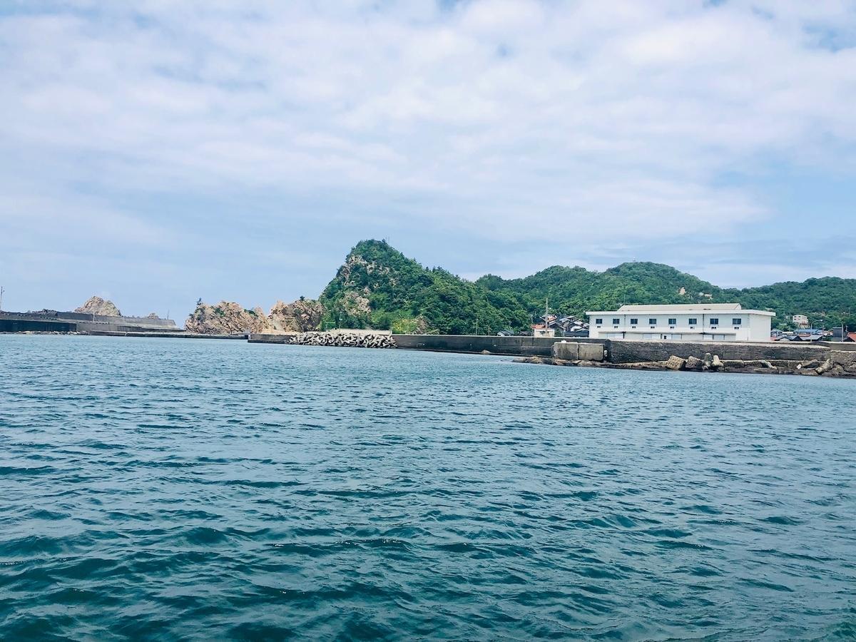 鳥取の遊覧船