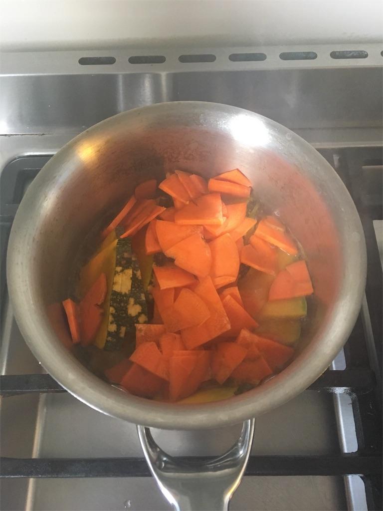 簡単美味しいオーストラリアのかぼちゃスープ