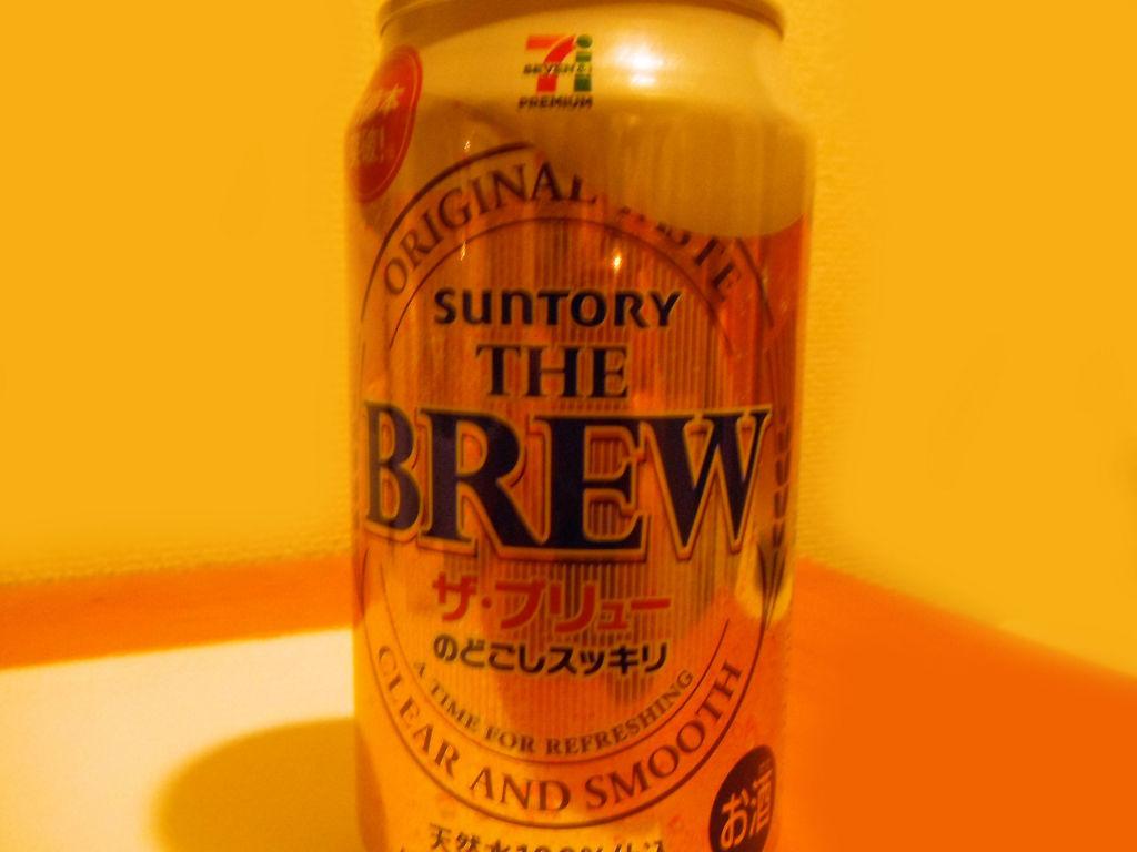ビールTHE BREW