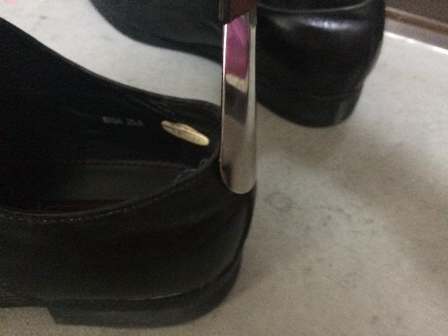 靴べらの使い方画像