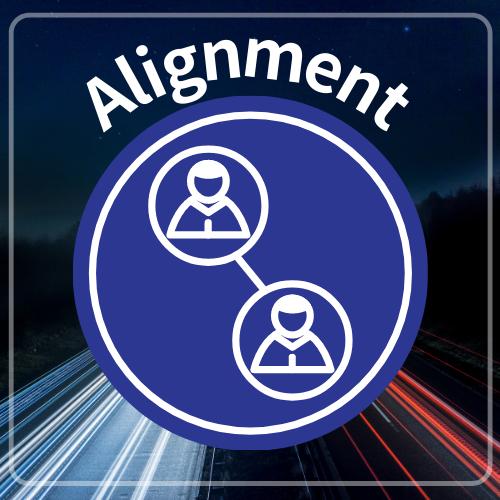 Alignment アライメントとは