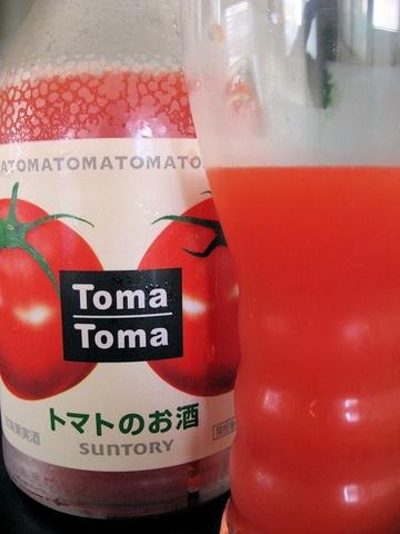 """トマトのお酒""""TomaToma"""
