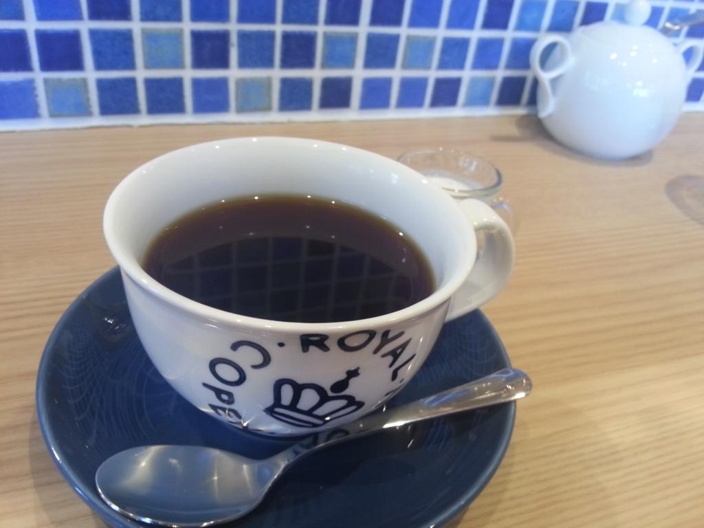 komae cafeコーヒー