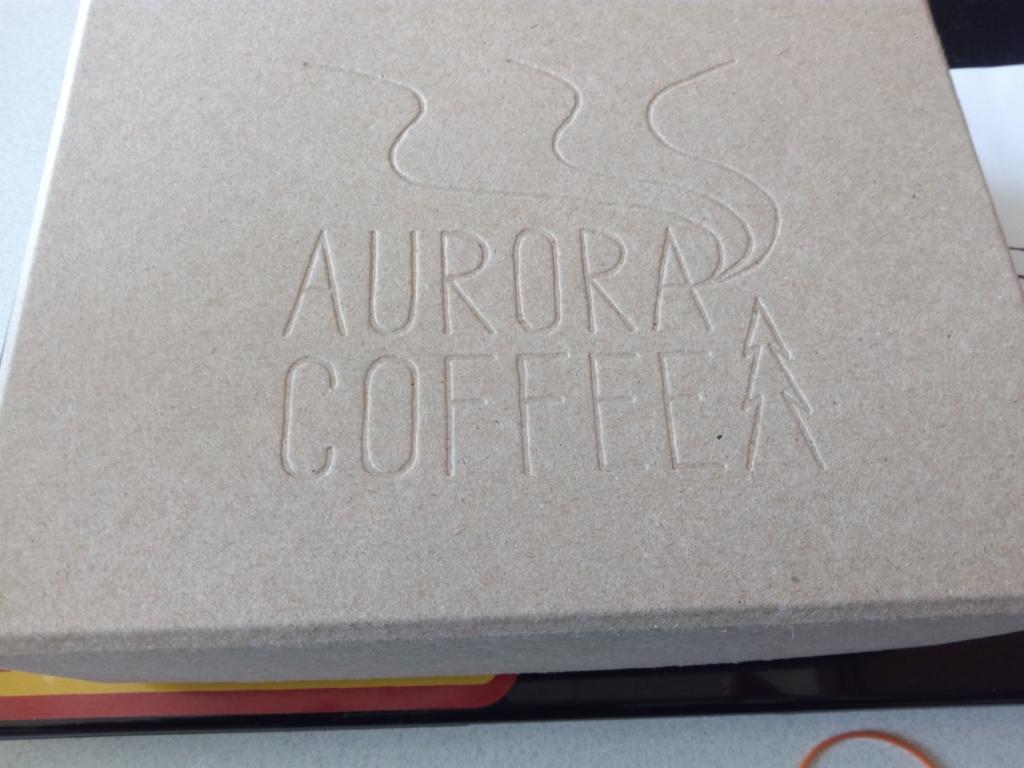 オーロラコーヒーギフトボックス
