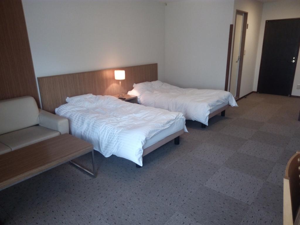 プレーゴ葉山の客室2
