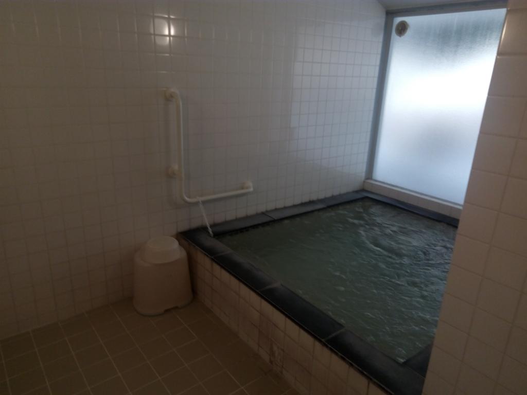 プレーゴ葉山の大浴場