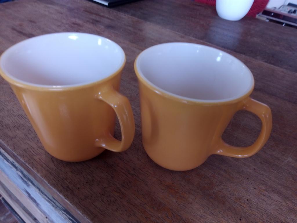 ファイブビーンズのカップ