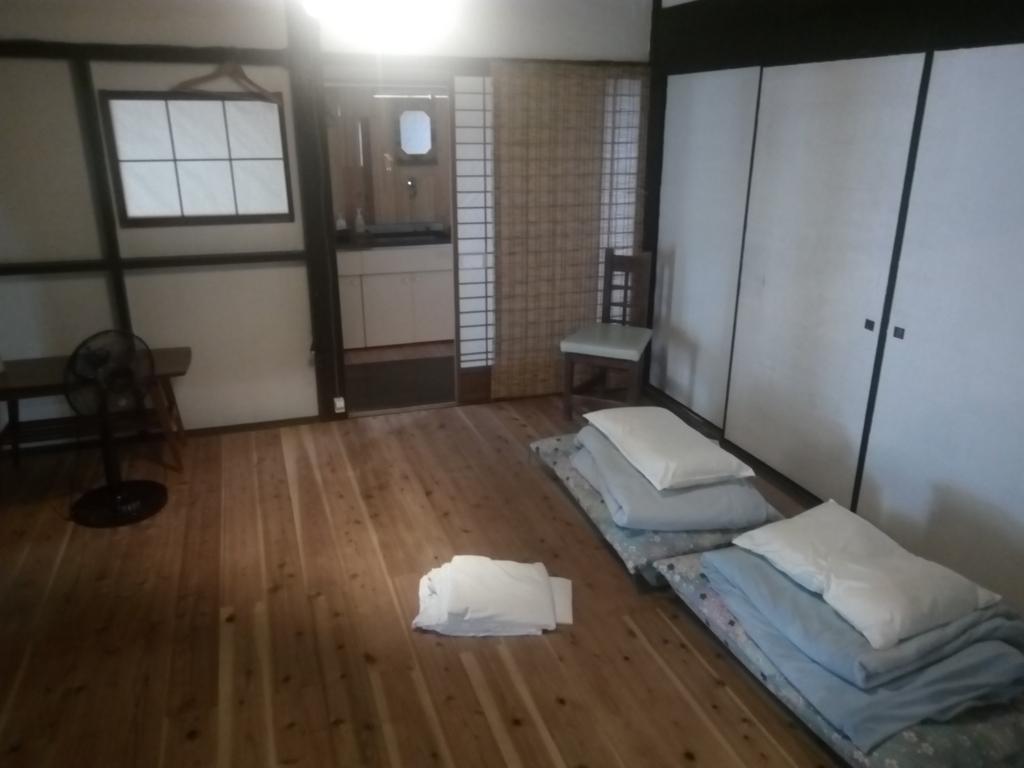 しへえどんの寝室