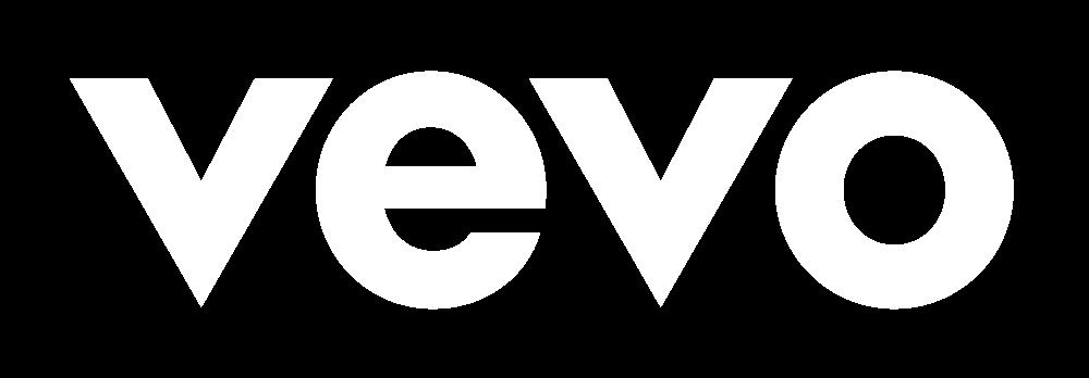 vevoのロゴ