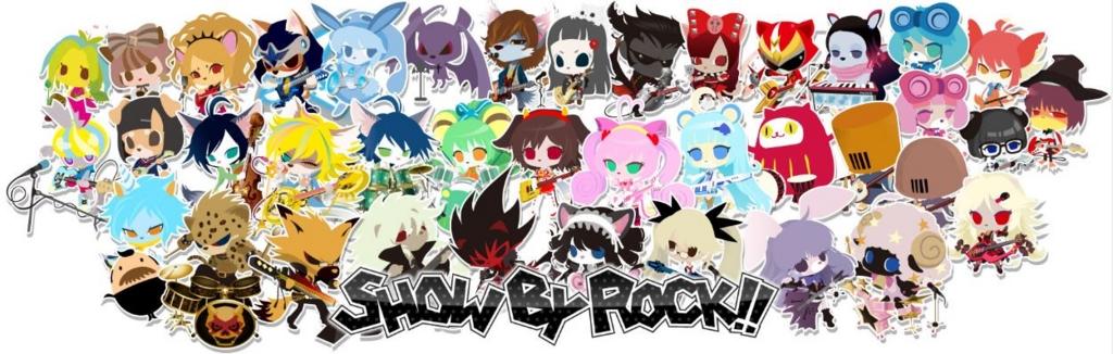 ShowByRock!!