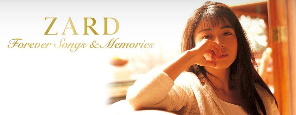 ZARD Foever Songs&Memorys