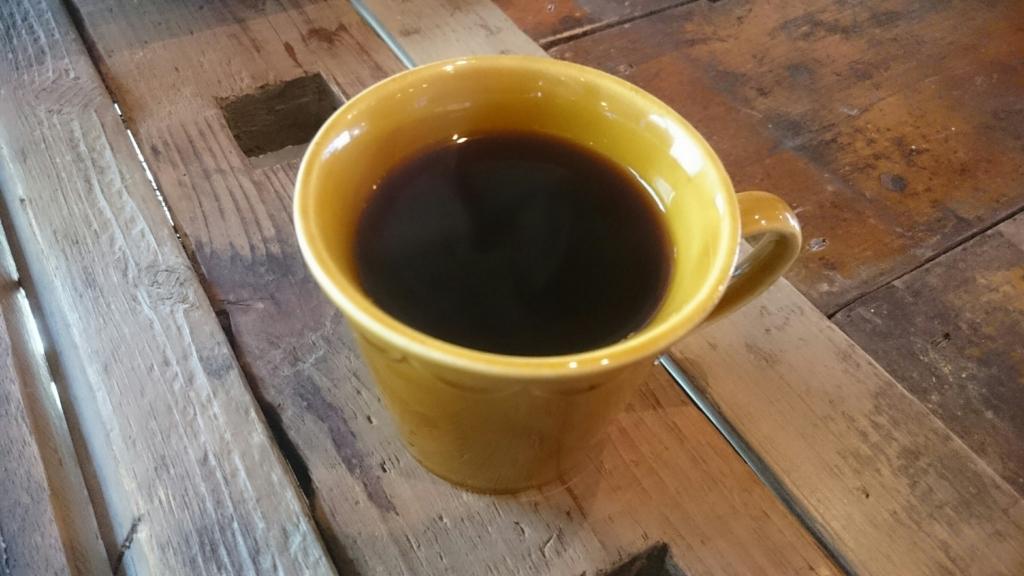 リビセンのコーヒー