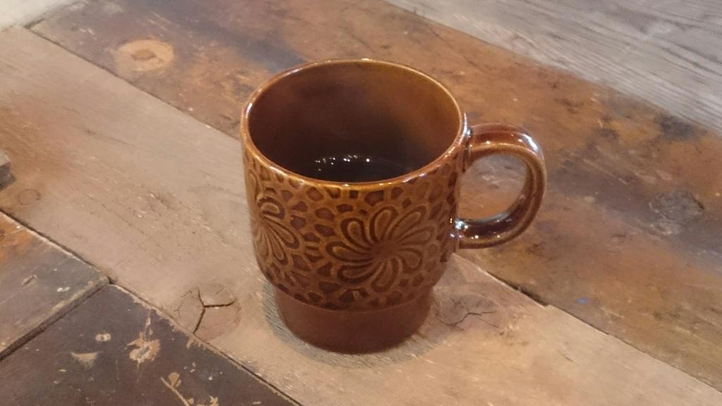リビセンで飲んだコーヒー
