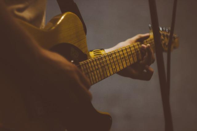 ギターが上手くなる