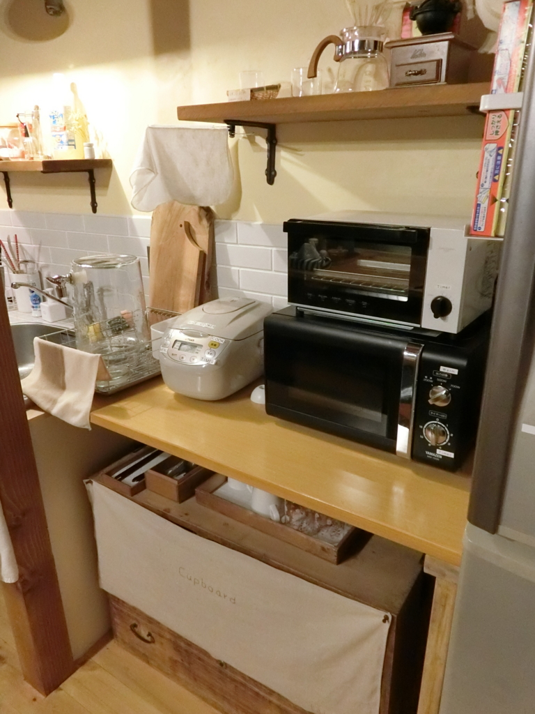 tabi-shiroの調理器具