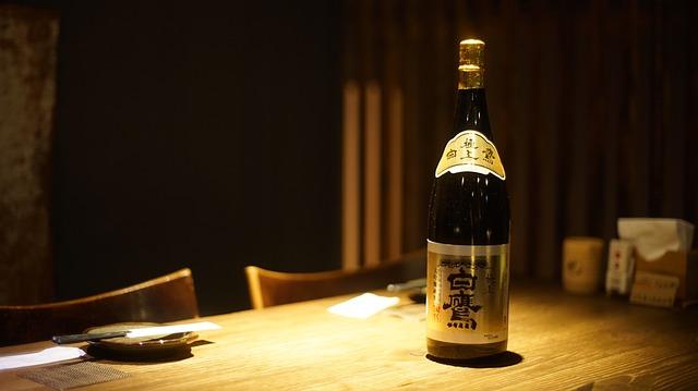 日本の酒造がつくった酒