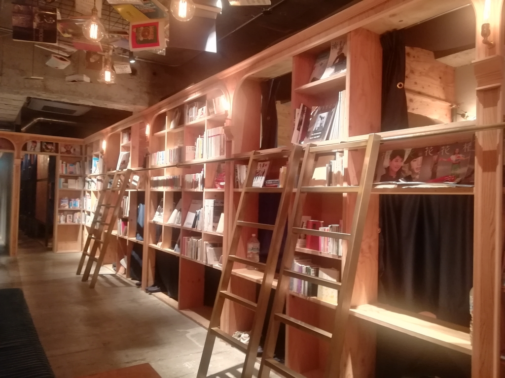 BOOK AND BED TOKYO池袋本店