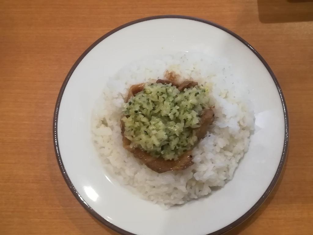 サイゼリヤのアレンジメニュー「ディアボラ焼肉丼」