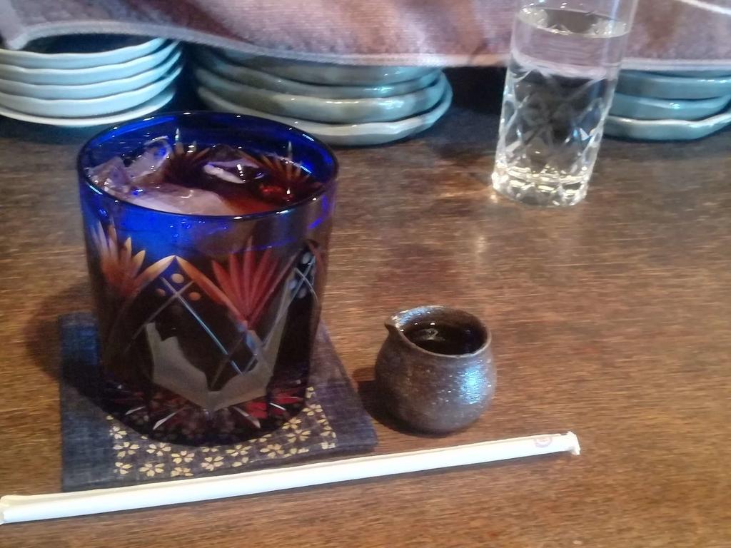 茶々のアイスコーヒー