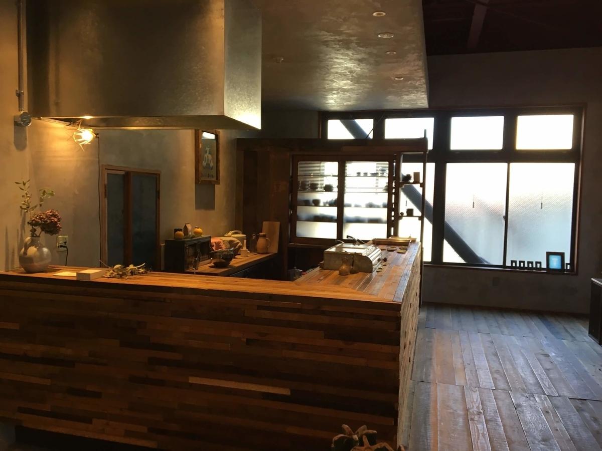 リビルディングセンタージャパンのカフェ