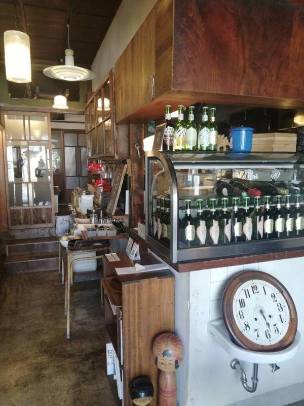nico cafeの内装1