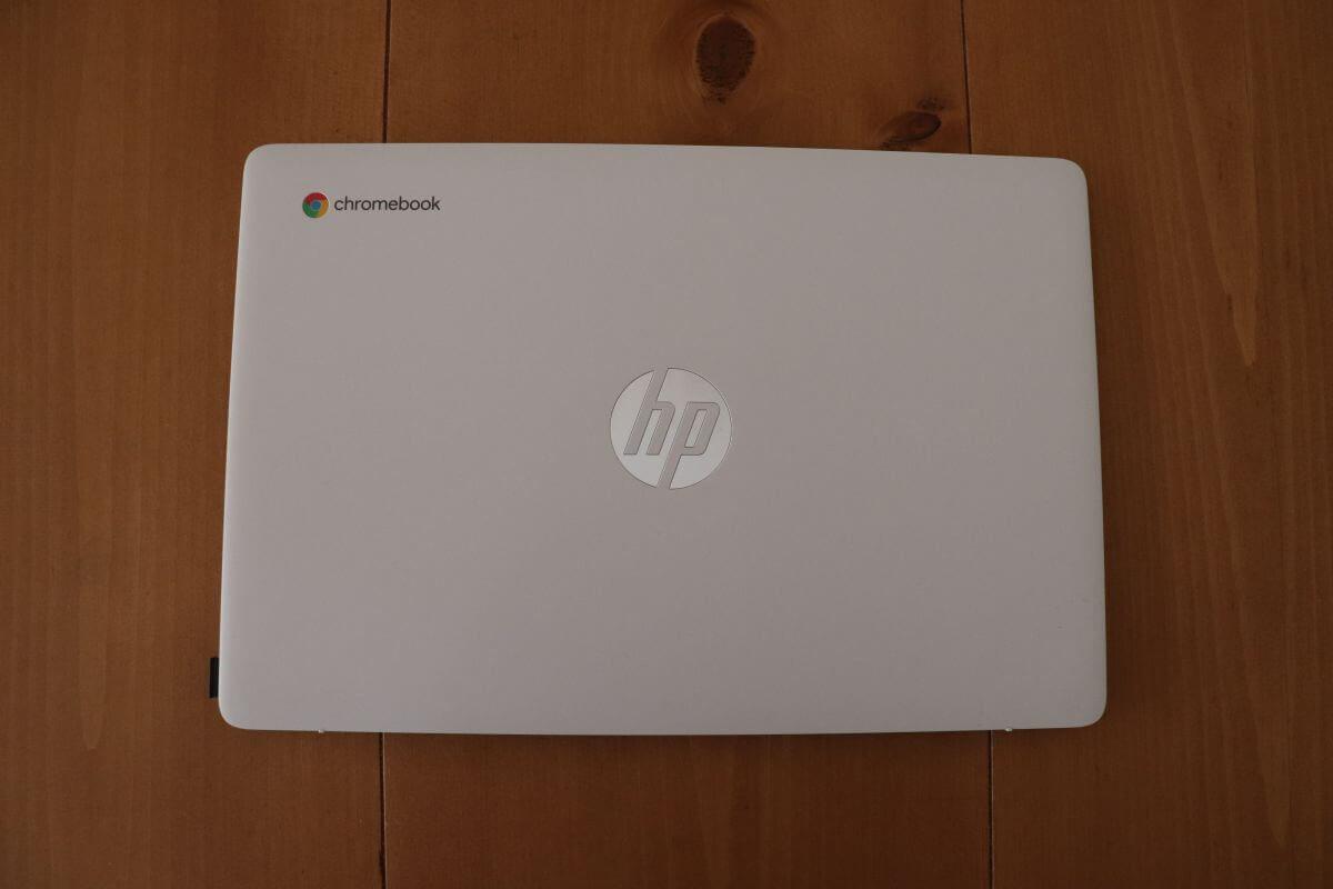日本HPのChromebook 14a