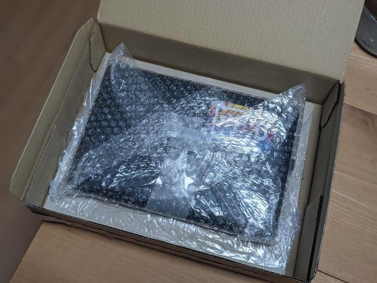 リネットジャパンに回収してもらったパソコン