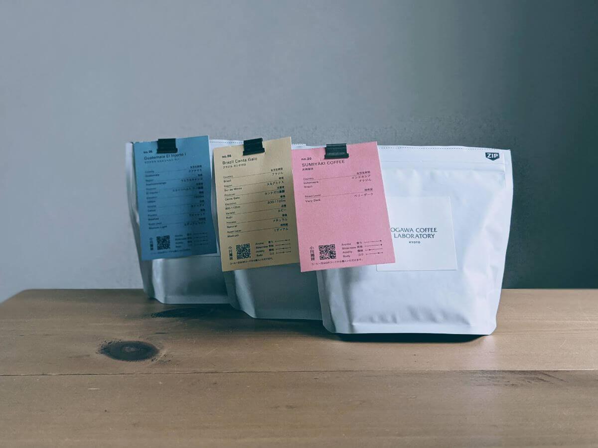 OGAWA COFFEE LABORATORYのコーヒー豆