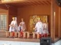 高麗神社,高麗郡建郡1300年記念行事(2015年9月 撮影)
