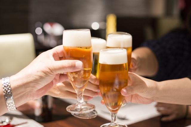 お酒とトレーニング・筋トレの関係