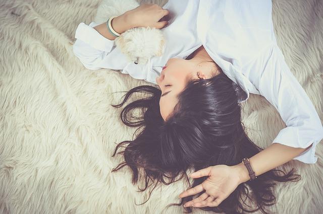 睡眠の質が向上