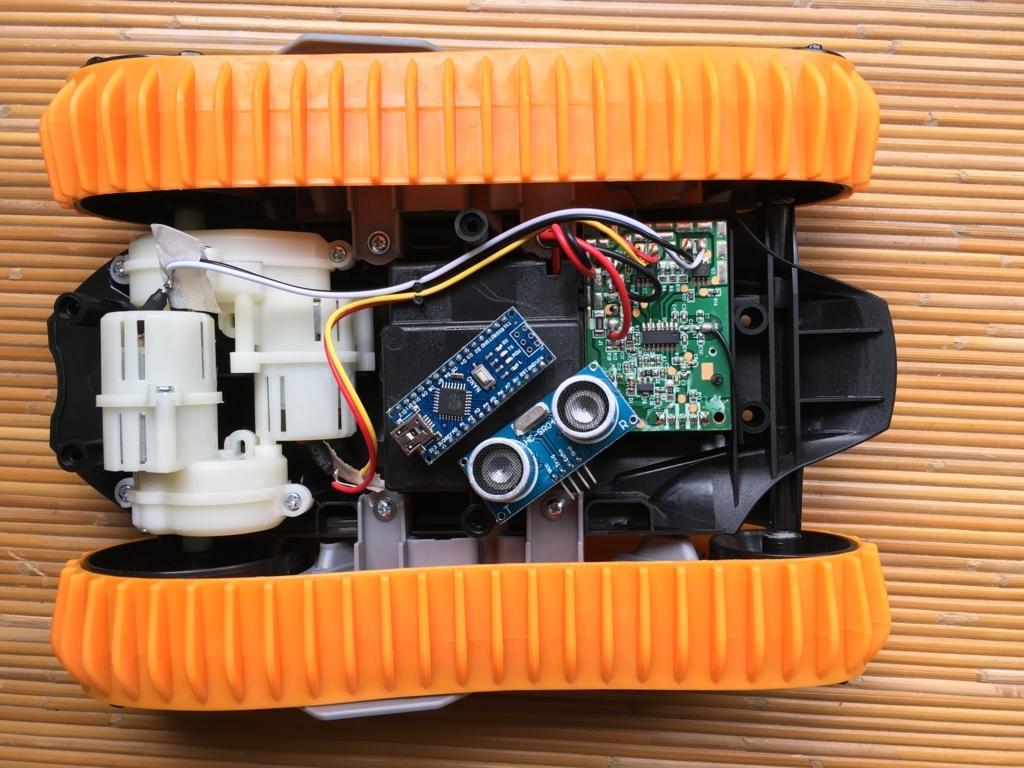 arduinoで距離をはかる。赤外線モジュールGP2Y0E02Aと超音波モジュールHC-SR04