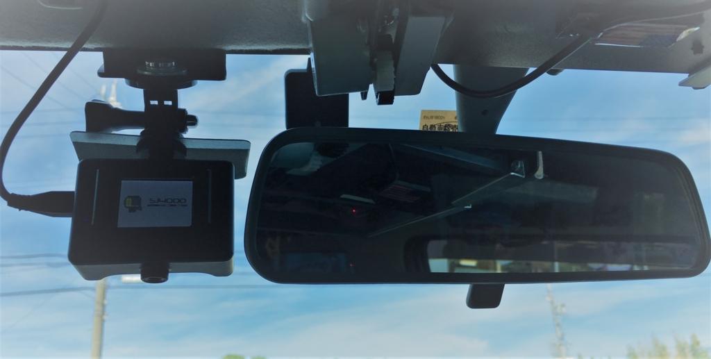 ドライブレコーダーとして使えるアクションカム