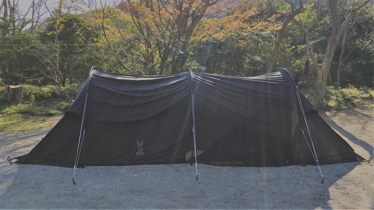 DOD KAMABOKO TENT SOLO カマボコテントソロ